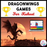 Kahoot for Dragonwings by Laurence Yep
