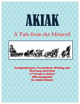 Akiak: A Tale from the Iditarod - Vocabulary, Comprehensio
