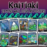 Kaitiaki and Conservation Mini Posters