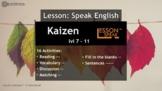 Kaizen lvl 7 - 11 (Distance Learning)
