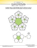 Kakooma Addition Laminates Basic 5x5 Lite