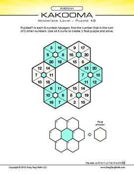 Kakooma Addition Laminates Moderate 6x6