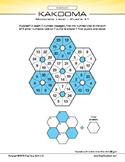 Kakooma Addition Laminates Moderate 7x7