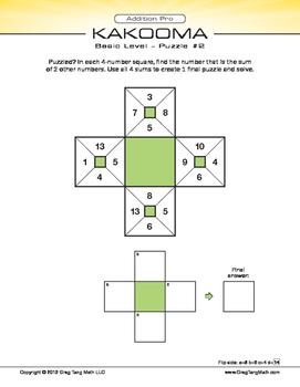 Kakooma Addition Pro Laminates Basic 4x4 Lite