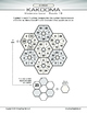 Kakooma Addition Worksheets Moderate 7x7