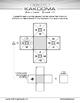 Kakooma Negatives Pro Worksheets Basic 4x4 LITE