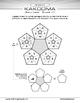 Kakooma Negatives Worksheets Basic 5x5 LITE