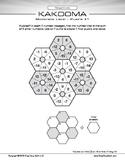 Kakooma Negatives Worksheets Moderate 7x7
