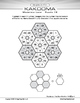 Kakooma Negatives Worksheets Pro 7x7 LITE