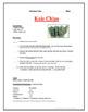 Kale Chip Recipe, FACS, FCS