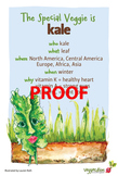 Kale Poster - Available in English and Spanish!
