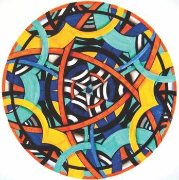 Kaleidoscope Geometric Design Project