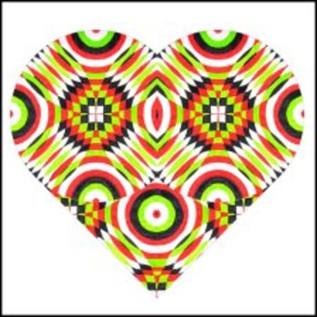 Kaleidoscope Heart Designs