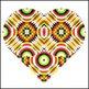Kaleidoscope Heart Designs
