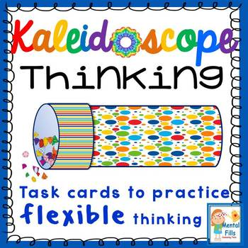 Flexible (Kaleidescope) Thinking for Inflexible Black and