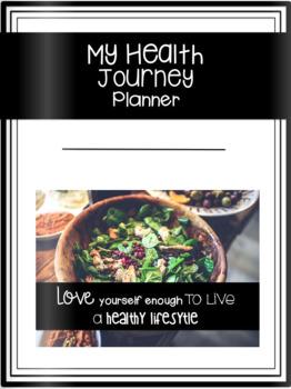 Kali McLaughlin 2019 WINTER My Health Journey Planner