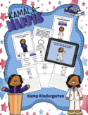 Kamala Harris Packet with eBook Printable Book Posters and