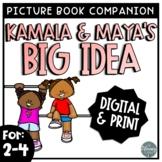 Kamala and Maya's Big Idea Book Activities