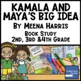 Kamala and Maya's Big Idea by Meena Harris - Book Study