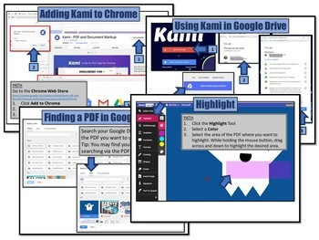 Kami PDF Annotation App Guide