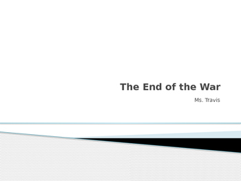 Kamikaze Planes During World War II: An end to the War