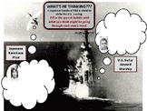 Kamikaze Speech Bubble Activity