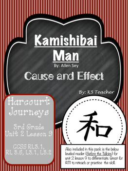 Kamishibai Man - Cause and Effect
