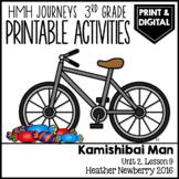 Kamishibai Man: Journeys 3rd Grade (Unit 2, Lesson 9)