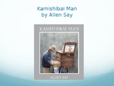 Kamishibai Man Vocabulary, Journeys Lesson 9