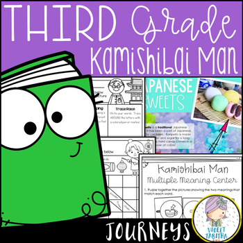 Kamishibai Man Journeys Third Grade Lesson 9 Unit 2