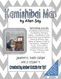 Kamishibai Man Mini Pack Activities 3rd Grade Journeys: Un