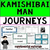 Kamishibai Man Journeys Third Grade Unit 2 Lesson 9 Activities & Printables