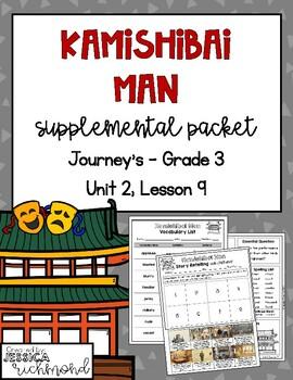 Kamishibai Man - Supplemental Materials