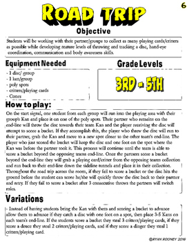 Kan Jam Physical Education Games