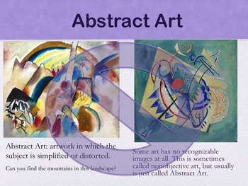 Kandinsky Abstract Expressionism Art History