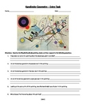 Kandinsky Art-Math Connection Entry Task