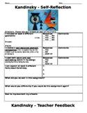 Kandinsky Art-Math Connection-Self-Teacher Assessment