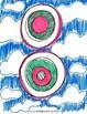 Kandinsky Circles Art Lesson for Kids (Emergency Sub Plans)
