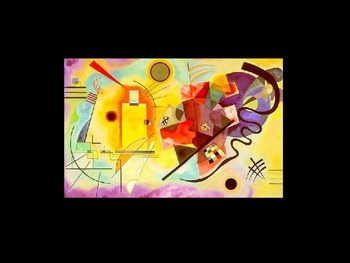 Kandinsky & Color Mixing PowerPoint