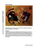 Kandinsky Presentation Handouts