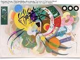 Kandinsky - Vasily - Wassily - Modern - Abstract - Art - Blue Rider - Bauhaus