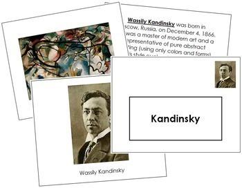 Kandinsky (Wassily) Art Book