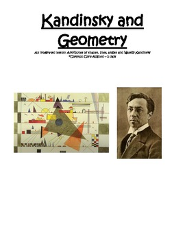 Kandinsky and Geometry