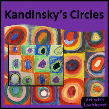 Kandinsky S Circles Art Project