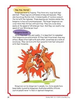 Kangaroo Almanac