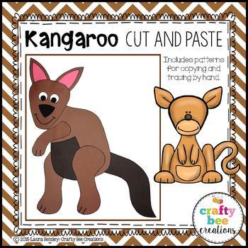Kangaroo Cut and Paste