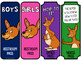 Kangaroo Theme Decor Pack