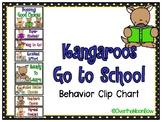 Kangaroos Go to School | Behavior Clip Chart