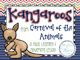 Kangaroos, Music Listening & Movement Lesson