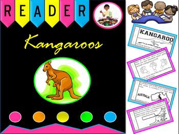Kangaroo NonFiction Science Reader (Booklet)